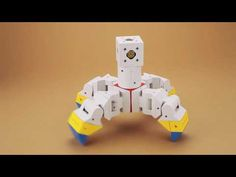 Tinkerbots: Building robots with Arduino - YouTube