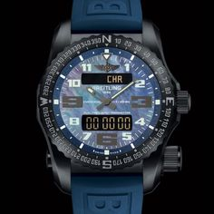 """Gefällt 6,062 Mal, 15 Kommentare - BREITLING (@breitling) auf Instagram: """"Emergency Night Mission: Reinforced security - also available in blue More information on…"""""""