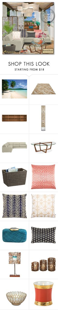 """Pilipinas"" by lilith1521 ❤ liked on Polyvore featuring interior, interiors, interior design, home, home decor, interior decorating, 1Wall, Yerra, CB2 and EASTON"