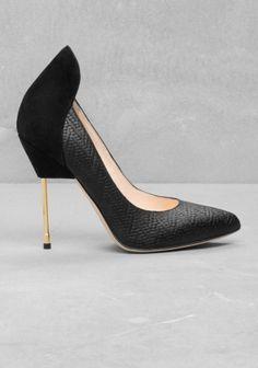 Love the kg likey heel!