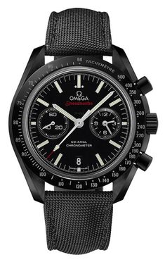 "The OMEGA Speedmaster Moonwatch ""Dark Side of the Moon"""