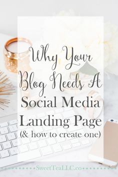 Build a social media landing page to help you grow your email list through the power of social media. Rather than sharing simply a link to your sign-up form, give readers more information on a landing page that contains a sign-up form. Learn how to set it up and what to include, plus get access to a FREE resource library!