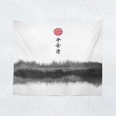 Searching for a Japanese Oriental Tapestry? Shop for high quality Wall Tapestries designed by independent artists on W. Tapestry Design, Wall Tapestry, Cool Tapestries, A Team, Vivid Colors, Art Reference, Hand Sewing, Oriental, Just For You