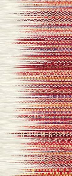 Choosing a striped wallpaper will create a tailored look to your interior with this ageless design. Curtain Patterns, Textile Patterns, Textile Design, Print Patterns, Flower Art Images, Weaving Textiles, Striped Wallpaper, Carpet Design, Fabric Textures