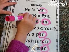 Ideas for building fluency in early readers (and freebies!)