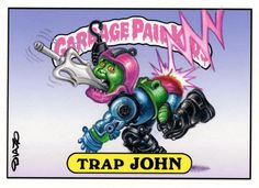 Trap JOHN by Luis Diaz