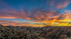 Sunrise At Haskell Canyon by Jeff Turner on 500px