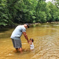 "Dwayne Johnson celebrates Memorial Day with toddler daughter Jasmine. Dwayne Johnson celebrated Memorial Day with his ""fearless"" daughter Jasmine."
