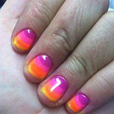 Summer nails #love