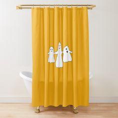 Halloween Design, Designs, Austria, Curtains, Shower, Guy Gifts, Witches, Ghosts, Rain Shower Heads