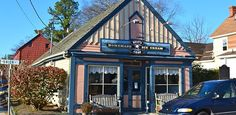 The Cutest Town in Every U.S. State via @PureWow - DELAWARE: MILTON  The Victorian shipbuilding town of Milton is just minutes from Rehoboth on Delaware's east shore. There, you'll find small family-run boutiques, old-fashioned ice-cream parlors and, of course, the cult-favorite Dogfish Head Craft Brewery.