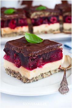 Fruit Recipes, Candy Recipes, Sweet Recipes, Dessert Recipes, Just Desserts, Delicious Desserts, Vegan Junk Food, Polish Recipes, Pumpkin Cheesecake