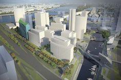 Grandiozi Rīgas apbūves projekti, kas nav realizēti