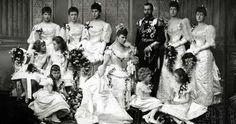 TácomMel: Casamentos da Realeza Britânica na história