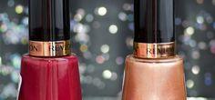 Gosta dos esmaltes da Revlon? Testei as cores Raven Red e Copper Penny e te conto o que achei no blog, confira: http://fascinioporesmaltes.com/revlon-raven-red-e-copper-penny/