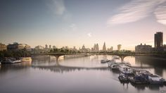 From North To South: Celebrating London's Bridges