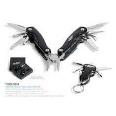 Branded Frontier Multi-Tool and Keyholder | Corporate Logo Frontier Multi-Tool and Keyholder | Corporate Gifts