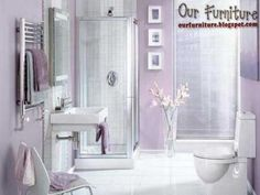 Romantic Bathrooms | Romantic Bathroom Decor, Home Design: Romantic Decor For Bathroom