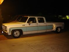 chevy dually lowering options