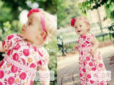 toddler, baby and child portraits by Bliss Photography