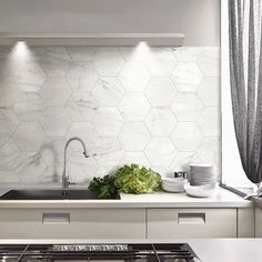 Best images kitchen splashback tiles ideas on Pinterest | Splashback tiles kitchen designs ideas