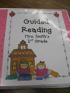 awesome organization ideas for reading groups