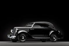 1936 Ford Model 68 Gläser Cabriolet