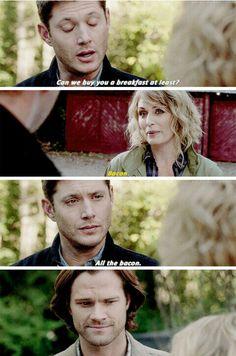 :)) Mary, Sam, & Dean