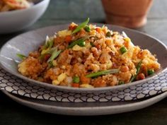 If you secretly add ketchup to your fried rice, this one's for you: It calls for a sriracha-ketchup topping.