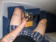 Pelayo tattoo.