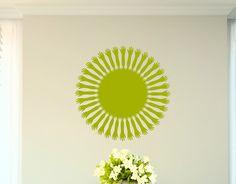 """Vinilos decoración de interiores """"Cuidamos nuestro Planeta"""""""