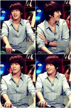 jung yong hwa - i love his smile