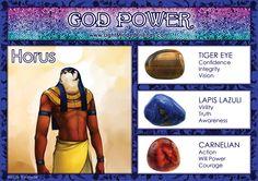 God Power: Horus!