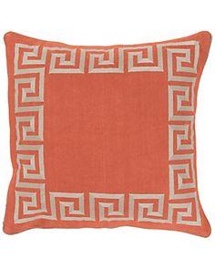 """Key"" Decorative Pillow"