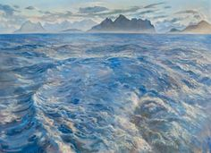 View Morgengry ved Landego by Karl-Erik Harr on artnet. Browse upcoming and past auction lots by Karl-Erik Harr. Scandinavian Art, Art Music, Sculptures, Waves, Contemporary, Artist, Outdoor, Painting, Sea