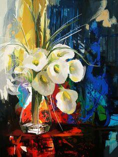 Floral 6b by Mahnoor Shah