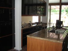 Brentwood kitchen I did long ago.
