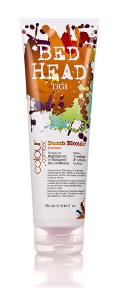 Tigi Bedhead Colour Combat - Dumb Blonde Shampoo 250ml (TIB0165)