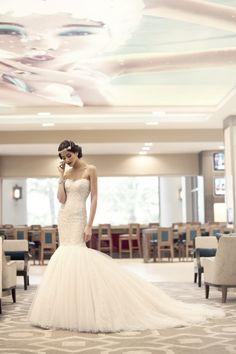 Ines di Santo, Rivini e Anna Maier | http://marionstclaire.com/onde-comprar-vestidos-noiva-orlando