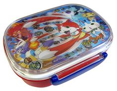 Yokai Watch lunch box with core] 3D lunch PCR-7L ** For more information, visit image link.