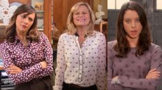 The 'Parks & Recreation' Characters -- Where to Buy Guide. GOD I LOVE THIS. I watch this show for the hilarity as much as the sweet outfits.