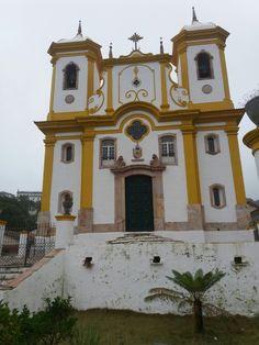 Igreja N. S. da Conceição - Ouro Preto/MG