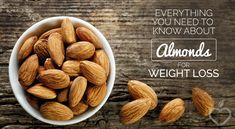 Although regularly consuming small portions of all nuts can help to contribute towards a healthy and happy body, eating raw almonds for weight loss is by far the most successful way to wave goodbye to those unwanted pounds.