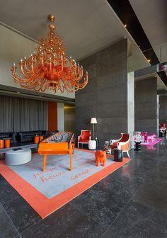 Yoo Panama par Philippe Starck | design d'intérieur, décoration, architectes d'intérieur. Plus de news sur magasinsdeco.fr/