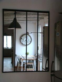 Nissedal selection pinterest miroir miroir verriere et verriere - Miroir trompe l oeil ...