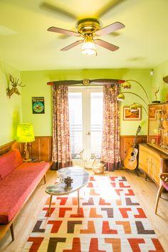 James & Carly's Colorful West LA Home — House Tour
