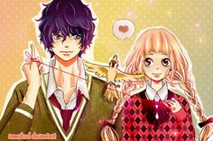 Kyou no Kira- Kun | Kira & Nino