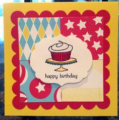 super cute bday card