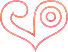 Digimon Crest of Love shirt design by kaizerin ======================= #DigimonAdventure #tri