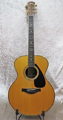 Yamaha Lj36 Used 2008 With Original Hard Case A Guitar Guitar Acoustic Guitar Music Instruments